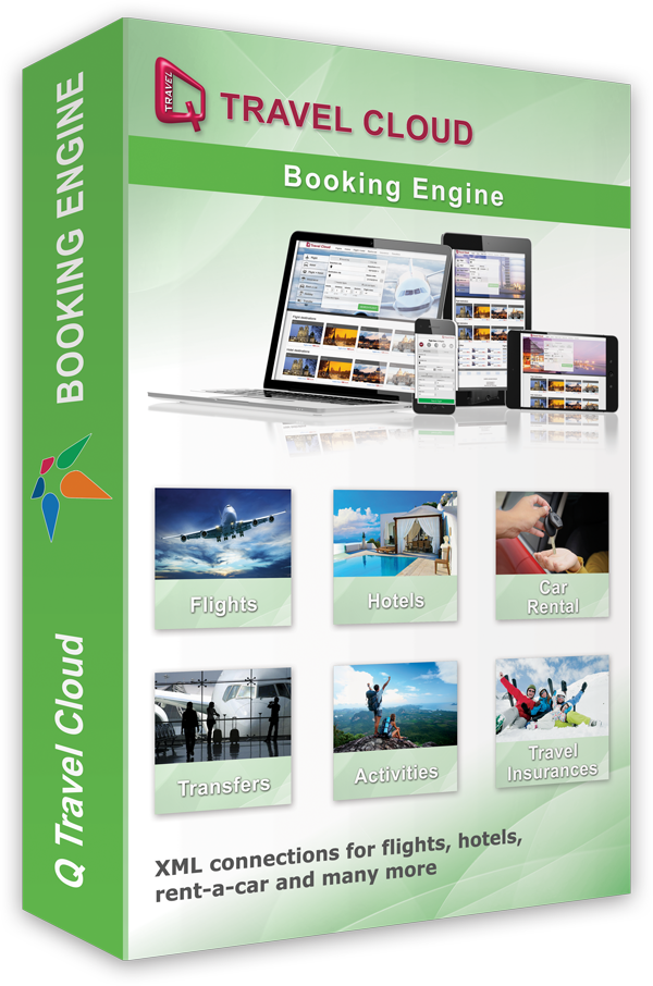 Cloud Travel Agency Software – for travel agencies, small
